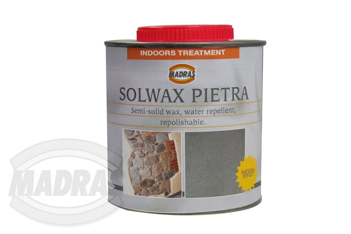 New Madras Gt Solwax Pietra Neutral Semi Solid Wax Water